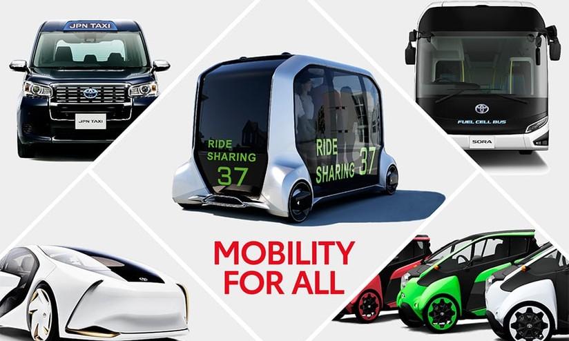 Mezzi di trasporto ecosostenibili per le Olimpiadi 2020