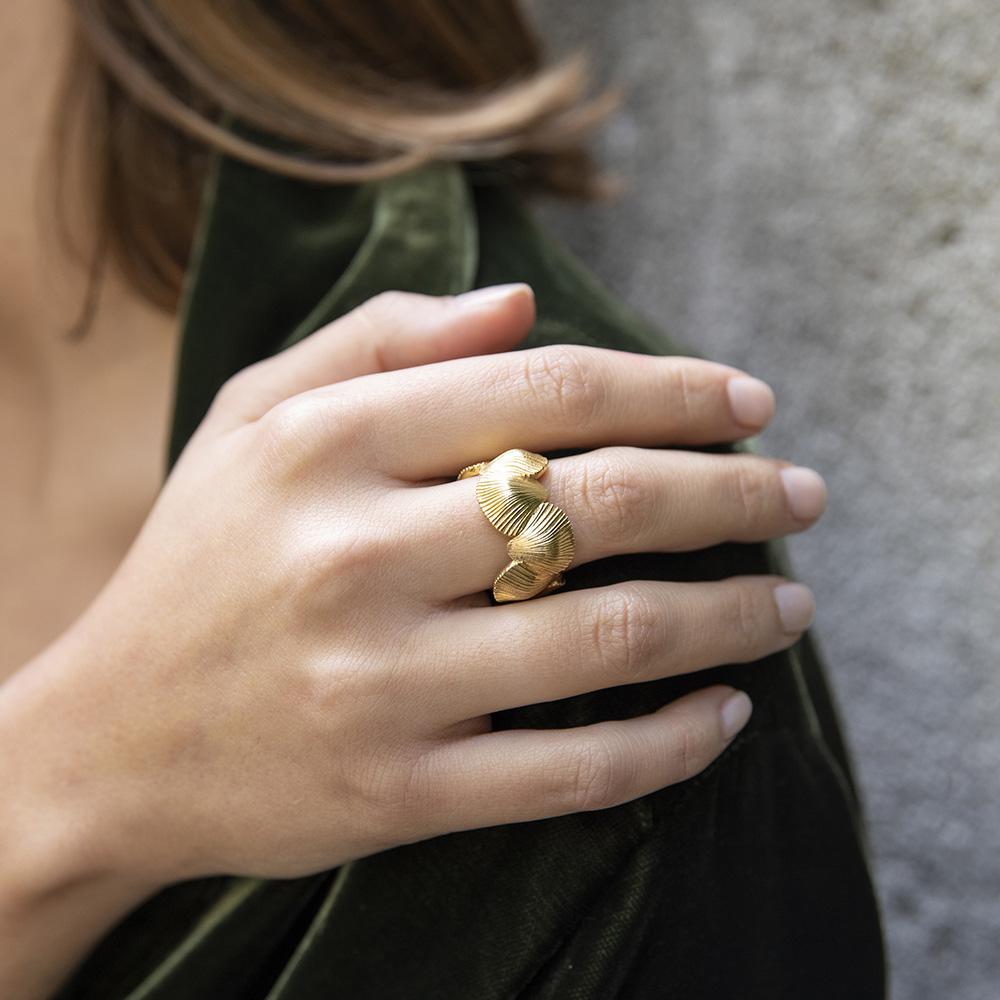 L'anello Brera charm di Gala Rotelli