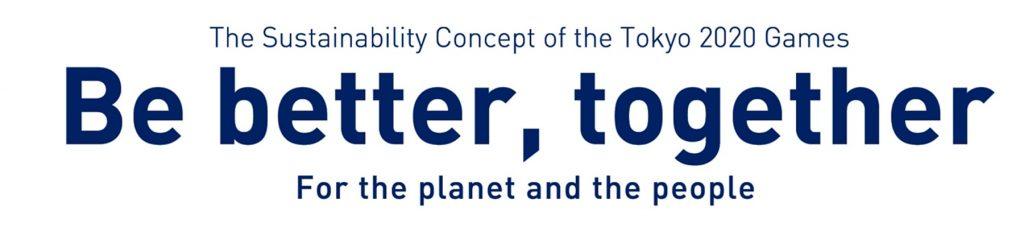 Slogan olimpiadi Tokyo 2020